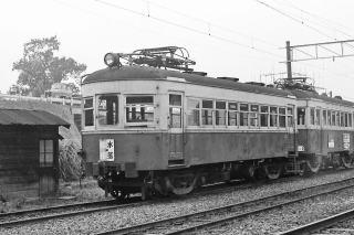 福武電気鉄道デハ20形電車