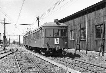 600V鉄道線車両